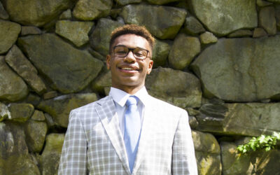 With His Family, Camden Francis '22 is Fighting Food Insecurity