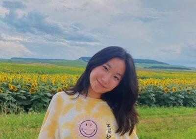 Kelly Zhang '22