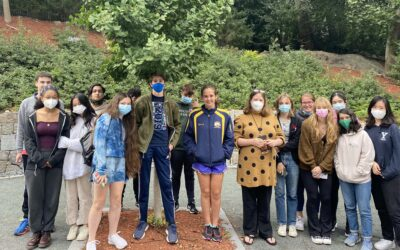 Gender and Religion History Class Visits Historic Salem, Mass.